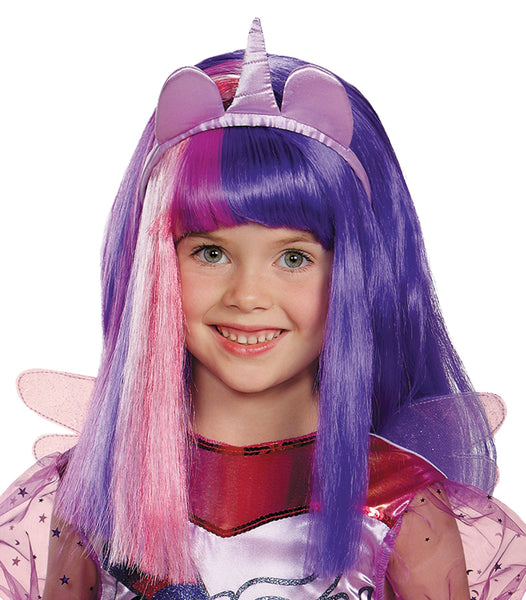 Twilight Sparkle Child Wig