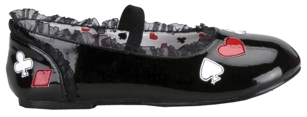 Shoes Alice Child Flat Md Bk