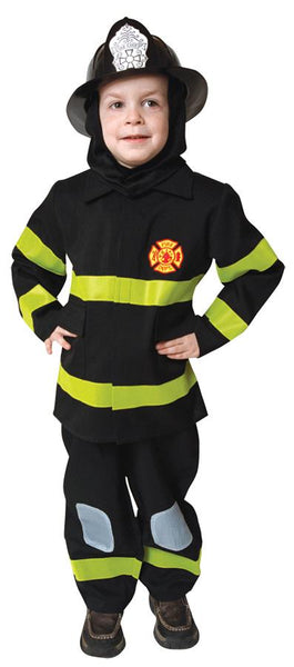 Fire Fighter Toddler Costume