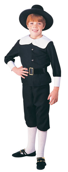 Pilgrim Boy Boys Costume Md