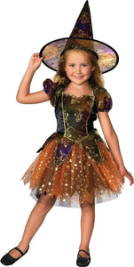 Elegant Witch Toddler Costume 2T-4T