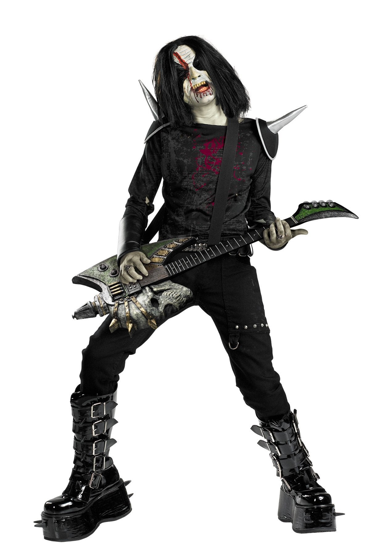 Metal Mayhem Boys Costume Xl 14-16
