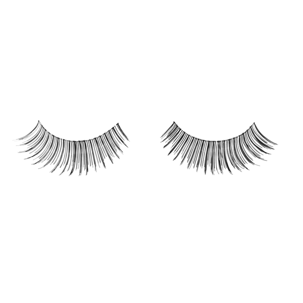 Mischievous Vegan False Lashes Black Natural Thick Long Full Reusable Fake Strip Eyelashes