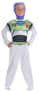 Buzz Basic Boys Costume Small 4-6