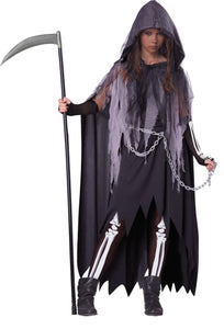 Miss Reaper Tween Costume XL 12-14