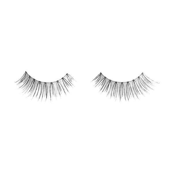 Racy Vegan False Lashes Black Natural Thick Long Full Reusable Fake Strip Eyelashes