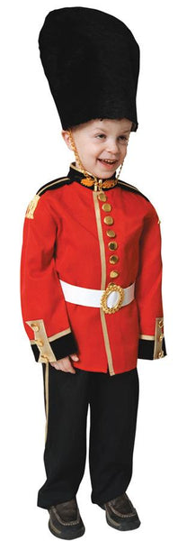 Royal Guard Boys Costume Md 8-10