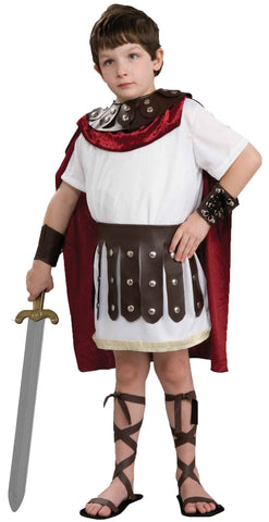 Gladiator Boys Costume Md 8-10