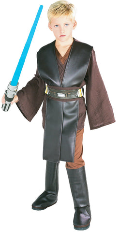 Anakin Skywalker Boys Costume Lg