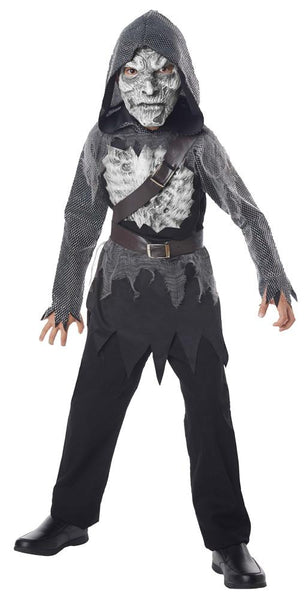 Undead Walker Boys Costume Md 8-10