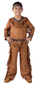 American Indian Boy Boys Costume Sm