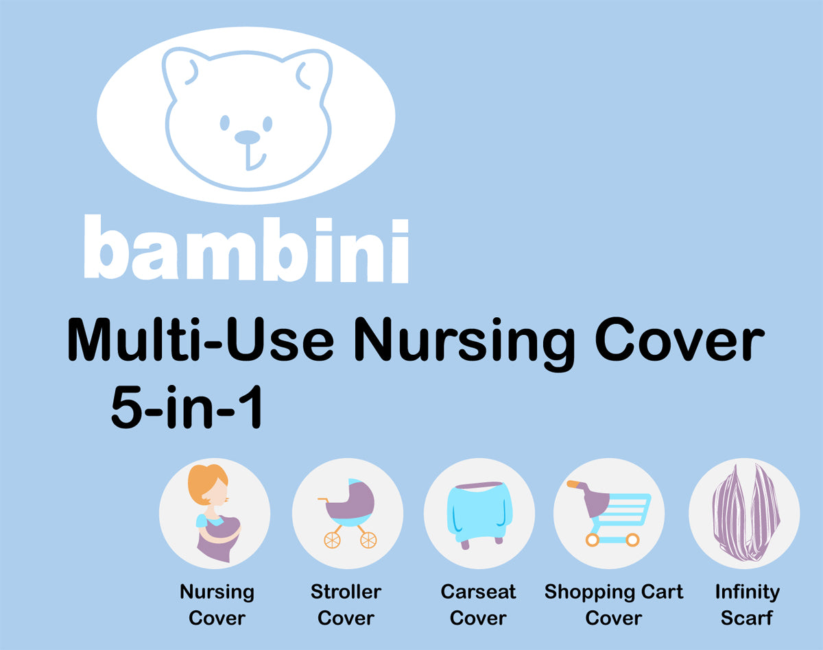 Baby Nursing Cover Breastfeeding Privacy Cover