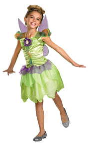 Tinker Bell Rainbow Toddler Costume 3T-4T