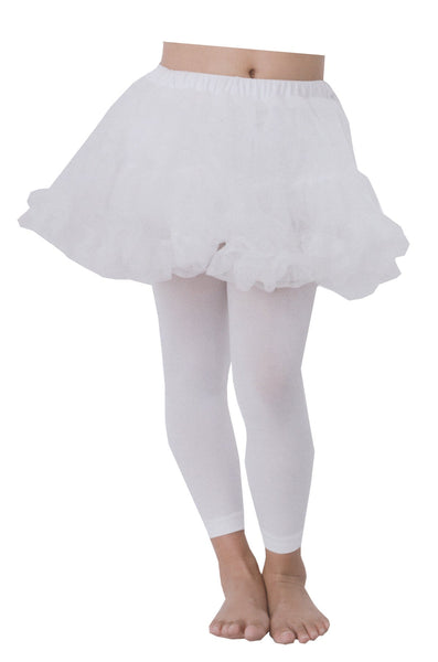 Petticoat Girls White Ml 6-9
