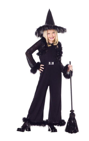 Witch Glamour Child Black Small