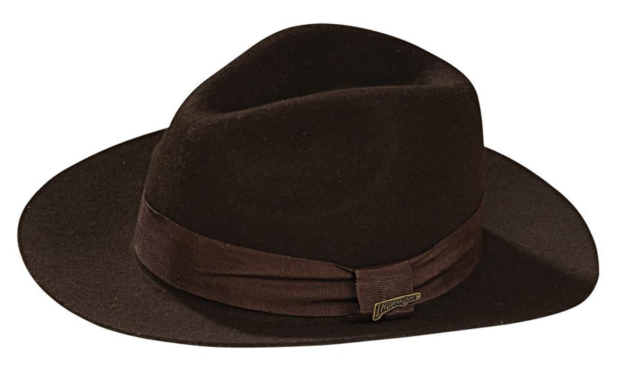Indiana Jones Hat Child Dlx