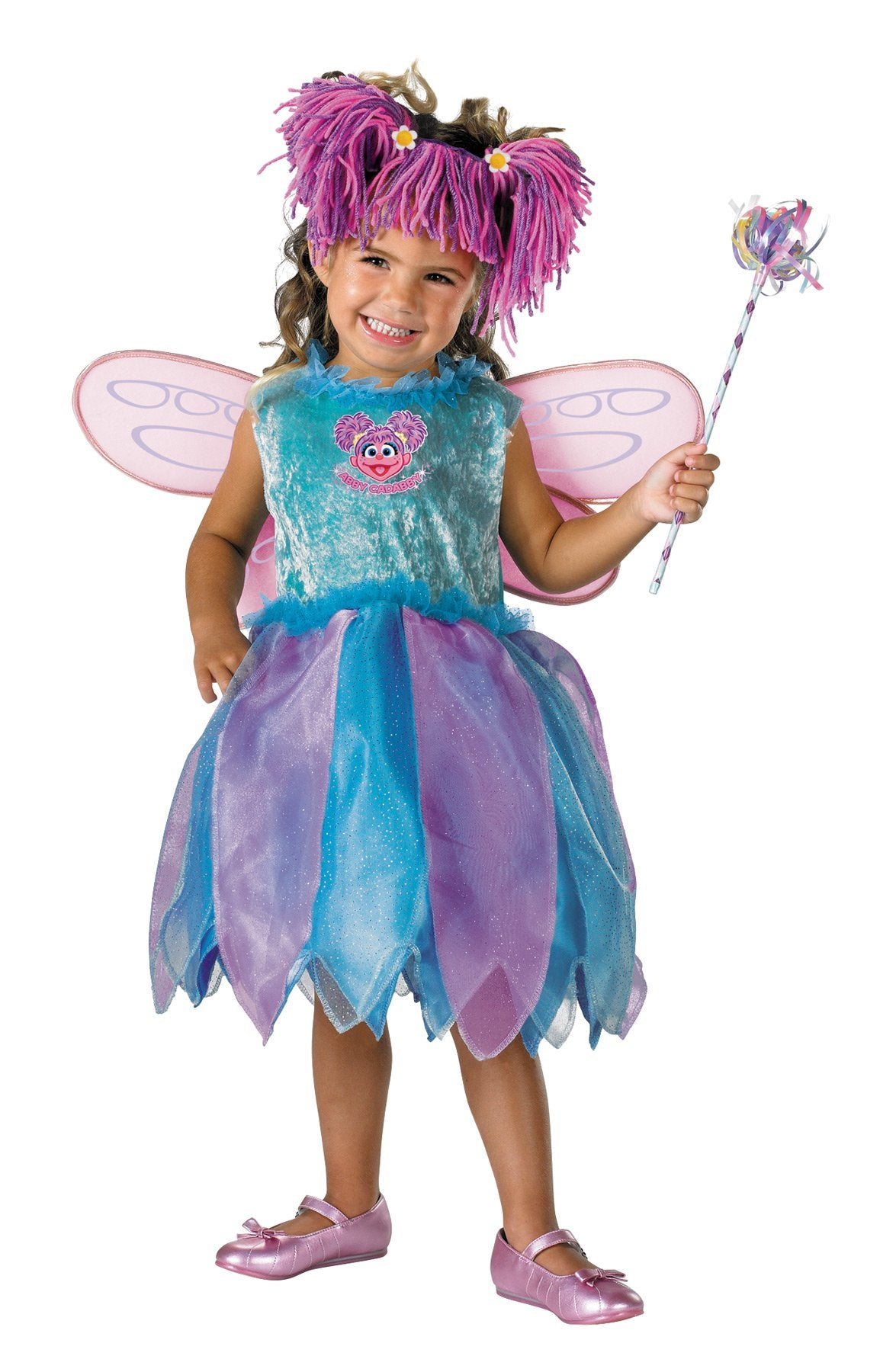 Abby Cadabby Deluxe Toddler Costume 2T
