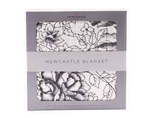 American Rose Newcastle Blanket