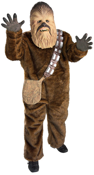Chewbacca Deluxe Boys Costume Md