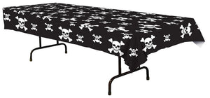Pirate Party Table Cover 54x108