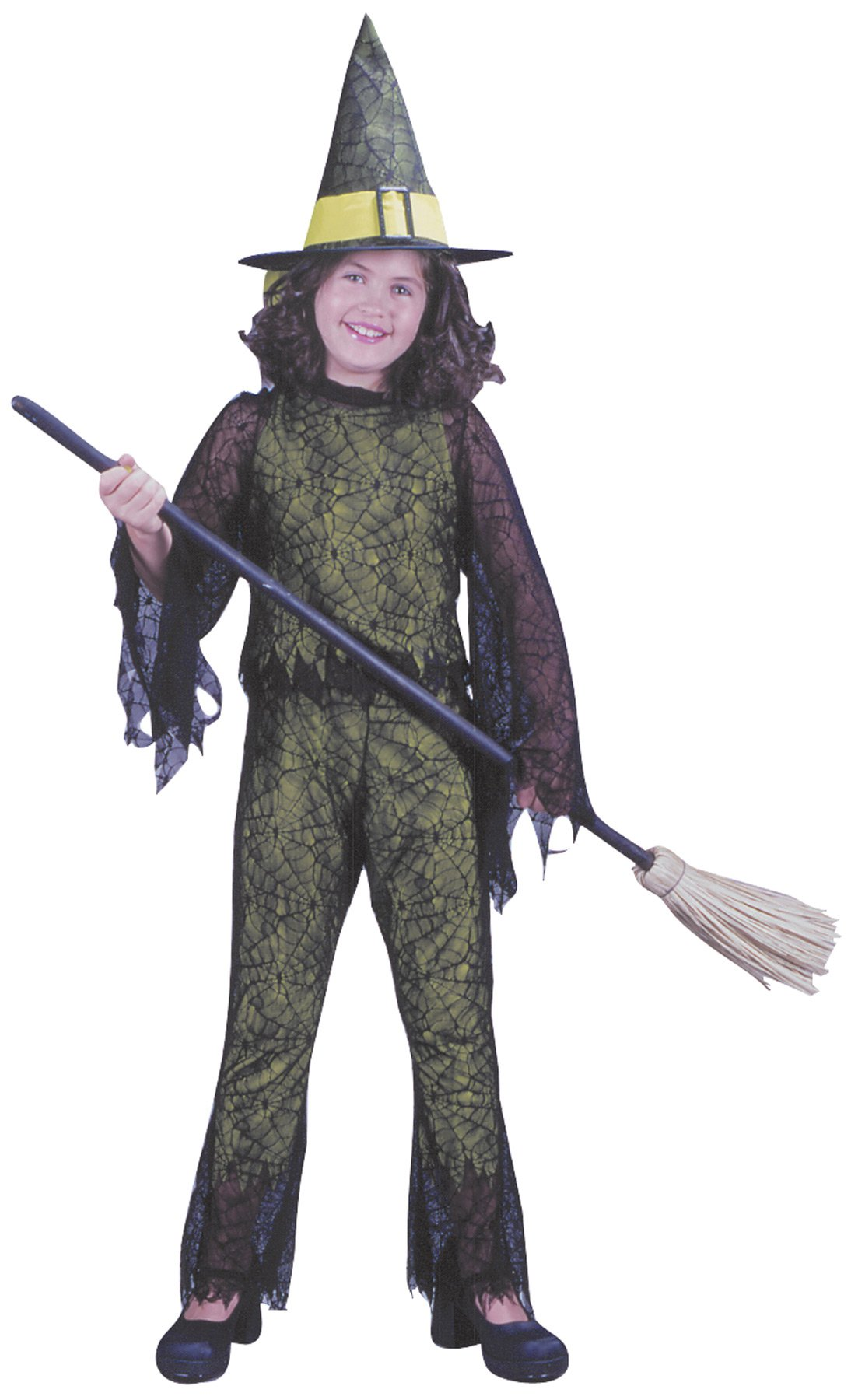 Funky Witch Green Child Lg