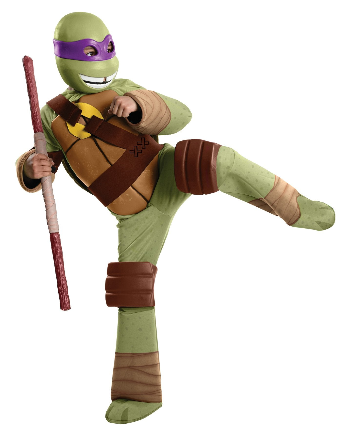 Tmnt Donatello Deluxe Boys Costume Md