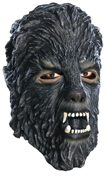 Wolfman 3-4 Child Latex Mask