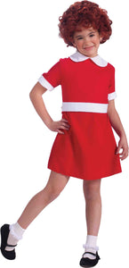Annie Child Costume Md 8-10
