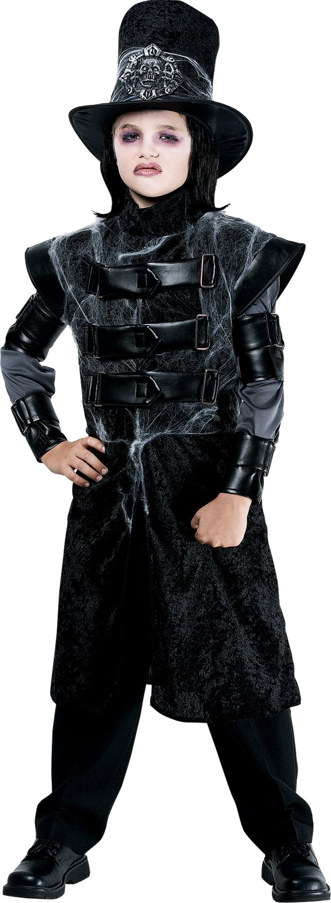 Undead Stalker Boys Costume Large