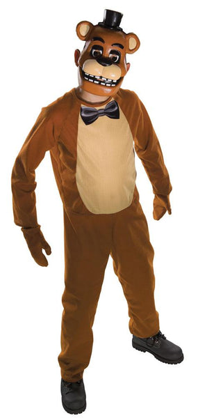 Five Nights At Freddys Freddy Costum Boys Costume Medium