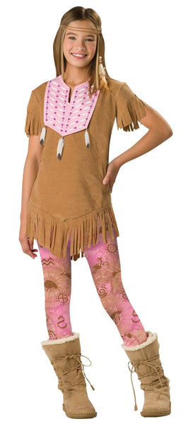 Sassy Squaw Child Sz 8-10