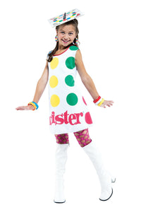 Twister Dress Child M 7-8