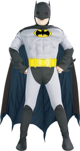 Batman Muscle Chest Boys Costume Md