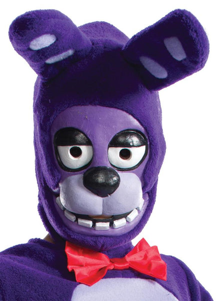 Five Nights At Freddys Bonnie Child 3 Qtr Mask
