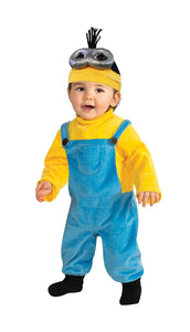 Minion Kevin Romper Toddler 1-2 Years 3T-4T