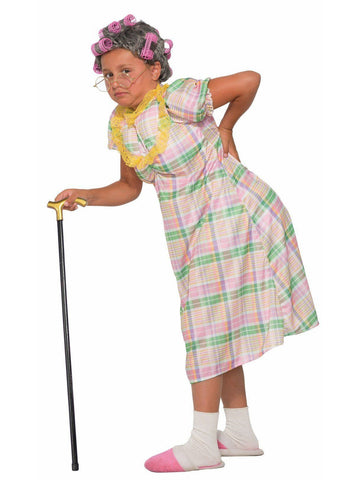 Aunt Gertie Girls Costume 4-6