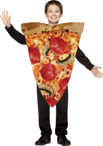 Pizza Slice Boys Costume 7-10