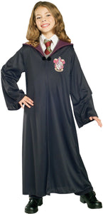 Gryffindor Robe Child Costume Lg