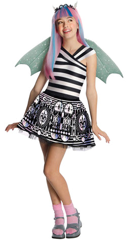 Monster High Rochelle Goyle Child Costume Lg