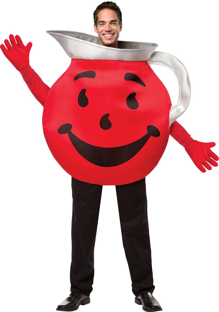 Kool Aid Guy Adult Costume