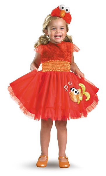 Elmo Frilly 4-6