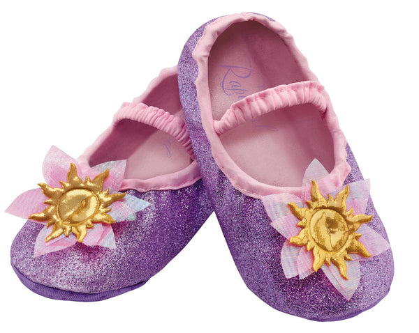 Rapunzel Child Costume Slippers