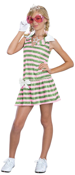 Sharpay Golf Costume Child Small