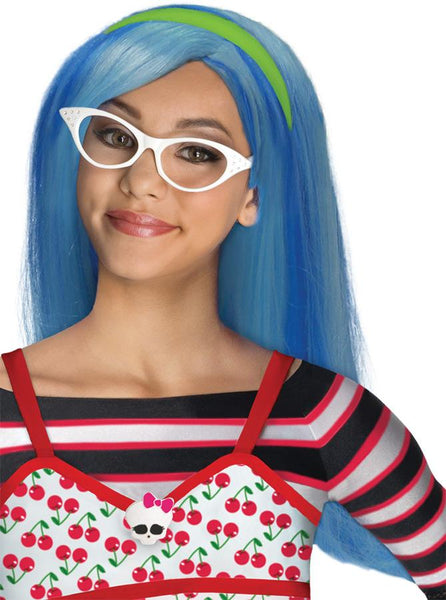 Monster High Ghoulia Yelps Child Wig