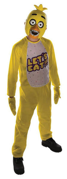 Five Nights At Freddys Chica Costume Boys Costume Medium