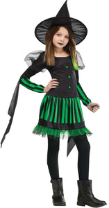 Wicked Witch Child Costume 4-6
