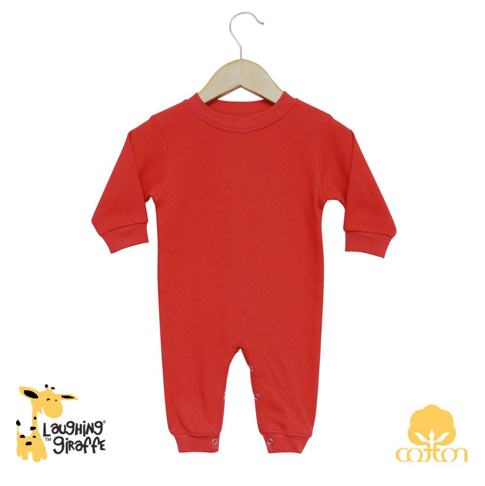 Baby L/S Sleep N Play Crew Neck