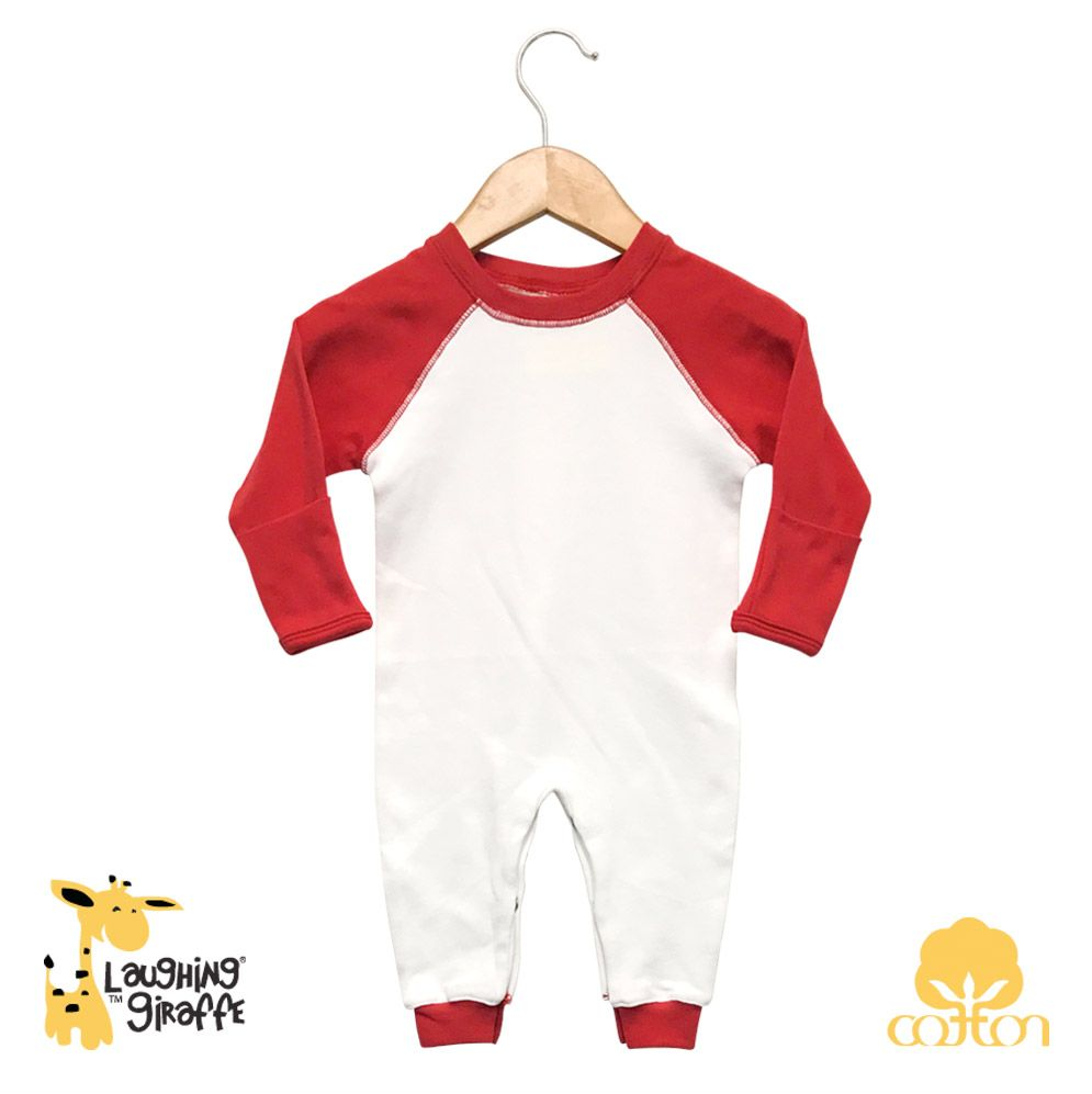 Baby L/S Raglan Sleep N Play
