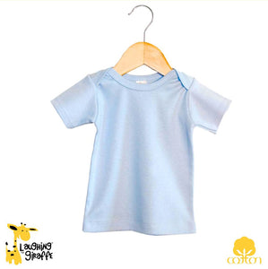 Baby T-Shirts Short Sleeves - Pastels