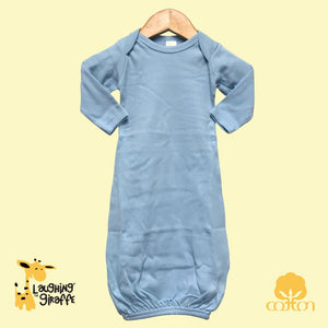 Baby Night Gown - Pastels